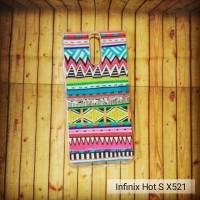 INFINIX HOT S X521 CASE CUSTOM HP