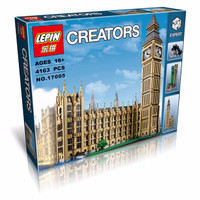 Bricks Big Ben Tower - Lepin 17005