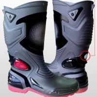 Sepatu Karet PVC Anti Air | AP Boots Moto3