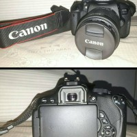 Canon EOS 700D Kit EF-S 18-135mm IS STM Kamera DSLR (HITAM/BLACK)y