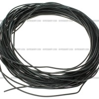 AWG 16 Silicon Cable (50cm - Black)