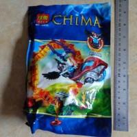 Lego Chima Bela 10035 Razar + Speedorz (polybag)