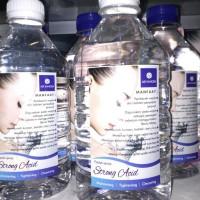 Jual Promo Strong Acid pH 2,5 kangen water kemasan 500ml Murah
