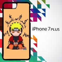 Naruto Chibi Uzumaki Hakke no Fuin Shiki 0175 Casing for iPhone 7 Plus