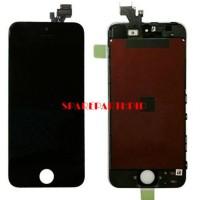 Jual LCD IPHONE 5 + TOUCHSCREEN BLACK Murah