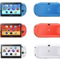 PS Vita Slim CFW Henkaku Memory 16GB Fullgame PSVita