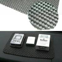 Dashmate / dash mat Anti Slip dashboard Mobil Black Hitam Murah Bagus
