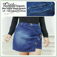 harga Celana Jumbo Hot Pant Viana Short Pant Jeans Knj Tokopedia.com