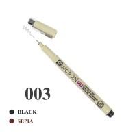 Jual Sakura Pigma Micron 003 Pen Murah