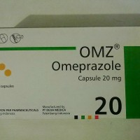 OMZ Omeprazole 20 Mg / Harga Eceran