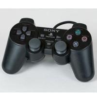 JUAL! Elite Stik Getar Playstation 2 [ PS2 ] Ori Pabrik ] - Black HO S