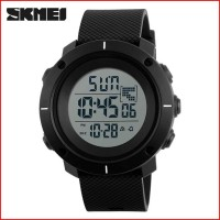 Jam Tangan Pria World Time Compass Olahraga SKMEI Outdoor Waterproof