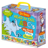 Dr Seuss Floor Puzzle - Head to tail ABC's
