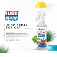 Jual SUPER CAT JUSZ SPRAY Murah