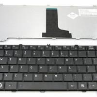 Keyboard Toshiba Satellite L730 L735 L740 L745 Hitam Limited