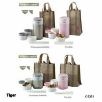 harga Tiger Thermal Lunch Box 3container Tokopedia.com