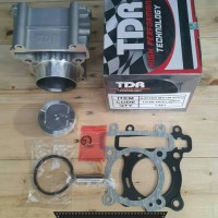 Blok Bore Up Kit [60MM] Jupiter MX 135 - TDR Racing