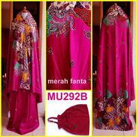 Mukena Bali Batik Cantik Untuk Dewasa dan Remaja - MU292