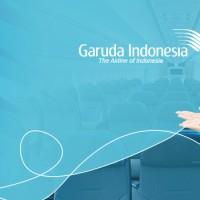 Tiket Garuda a/n Frengki R Saragih