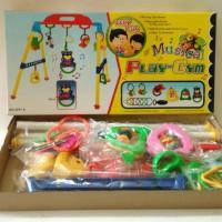 Jual Mainan Baby Musical Playgym // Musik Play Gym Murah