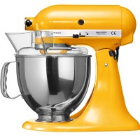KitchenAid Artisan Series 4.8 L Stand Mixer 5KSM150PSEYP Yellow Pepper