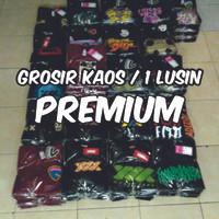 Jual Grosir Kaos Distro Premium Murah | Clothing Distro Original | Kaos Ori Murah