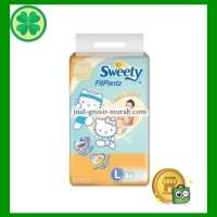 Sweety Fit Pants L54 Popok Diaper Bayi Murah Jakarta Distributor Agen