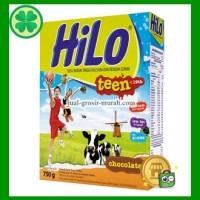 Hilo Teen Coklat 750 gram Susu Anak Usia 10-19 Tahun Kalsium Tinggi