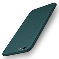 Jual Casing HP cover OPPO F1s Sand Scrub Full Cover Ultra Thin Hard Case Gr Murah
