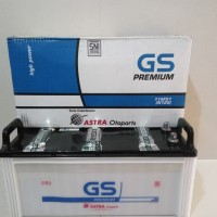 Aki Gs Premium N120 Untuk mobil Hino bus,Generator genset