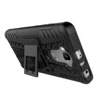 Defender Hybrid Armor Kick Xiaomi Redmi 4 Prime Hardcase Casing Hp