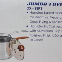 [Distributor] Oxone OX-99FS Deep Fryer - Fry Net Penggorengan Jumbo