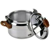 [Distributor] Oxone Panci Presto Aluminium Pressure Cooker Kapasitas 4