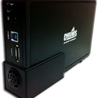 "CHRONOS USB 3.0 to SATA 3.5"" HDD Box eSATA"