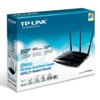 TP-LINK TD-W8980 Modem 600Mbps Wireless Router