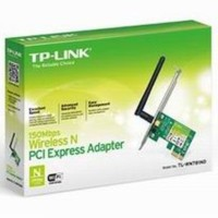 TP-LINK TL-WN781ND 150Mbps PCI Express Wireless