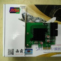 BAFO SATA3 4 Port Pci Express Card