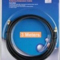 TP-LINK TL-ANT24EC3S Extension Cable 2.4Ghz 3m
