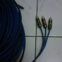 Kabel RCA Audio Video 10m