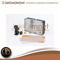 JC02   Aputure Amaran AL-H160 5500K 160-LED Video Light CRI 95+
