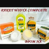 Paket temulawak Widya Sabun+Cream