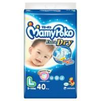 MAMYPOKO Extra Dry Tape L 40 (khusus via Go-Send / Go-Jek)