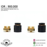 RDA TWISSTED MESSES SKILL 24/ Automizer Vape