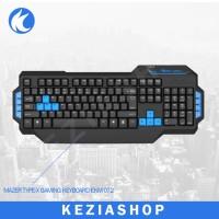 E-Blue Mazer Type- X Gaming Keyboard EKM072 Black