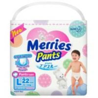 Jual Merries Pants L 22 Murah