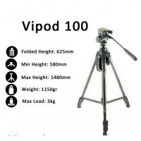 TRIPOD EXCELL VIPOD 100 plus bag