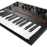 Korg Monologue BK (Black) Monophonic Analog Synthesizer