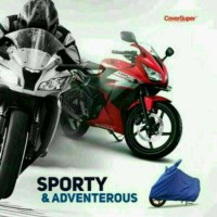 COVER MOTOR HONDA SPACY ANTI AIR 70% MURAH BERKUALITAS