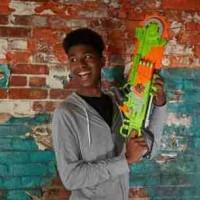gun Nerf Zombie Strike Brainsaw