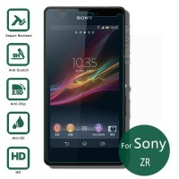 AIBILI Anti-Explosion 0.3mm Tempered Glass Screen for Sony Xperia ZR